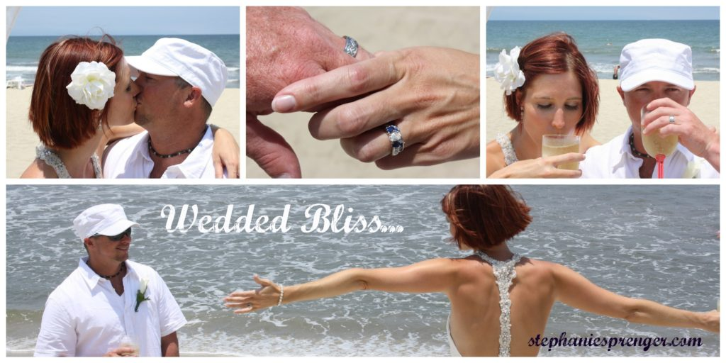 Wedded Bliss Collage