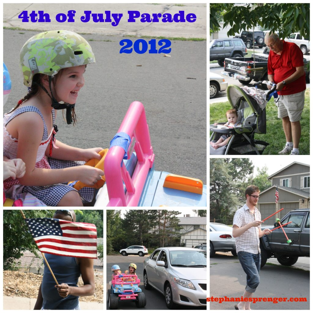 4th of July 2Collage