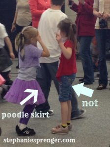 PTA, Poodle Skirts, and Mom-Fails: An Update