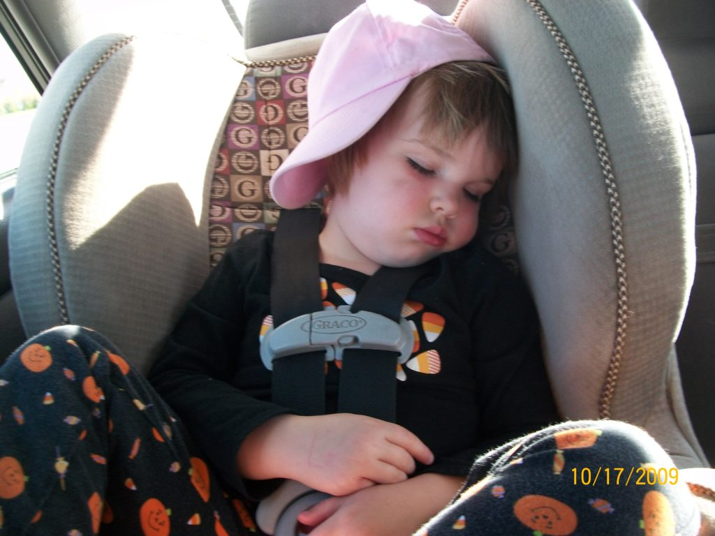 One ill-timed car nap can ruin the entire night of sleep.