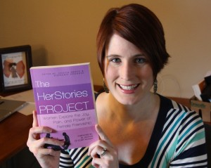 Launch Day: The HerStories Project Book is Here!