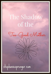 The Shadow of the Too-Good Mother: A Book Review