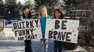 Brave Girls, Brave Mothers
